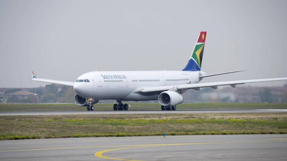 South African Airways' Fate Tied to International Partner