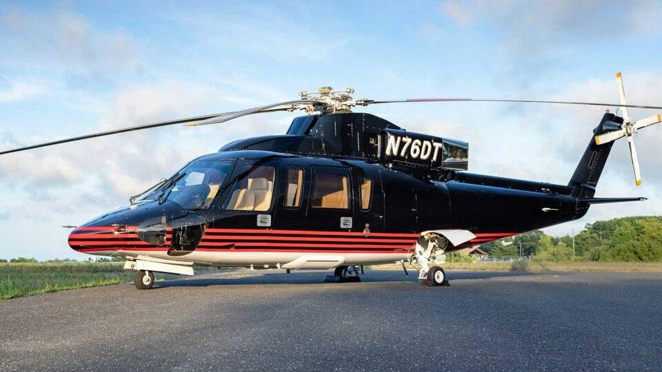 Trump's S-76B For Sale