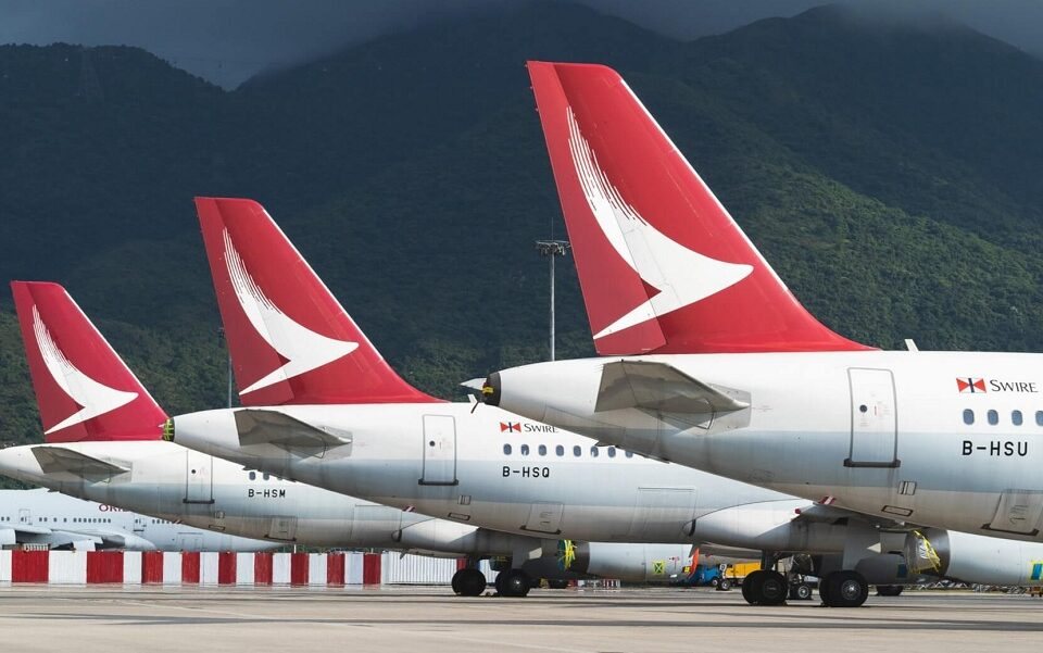 What was the role of Cathay Dragon within the group?