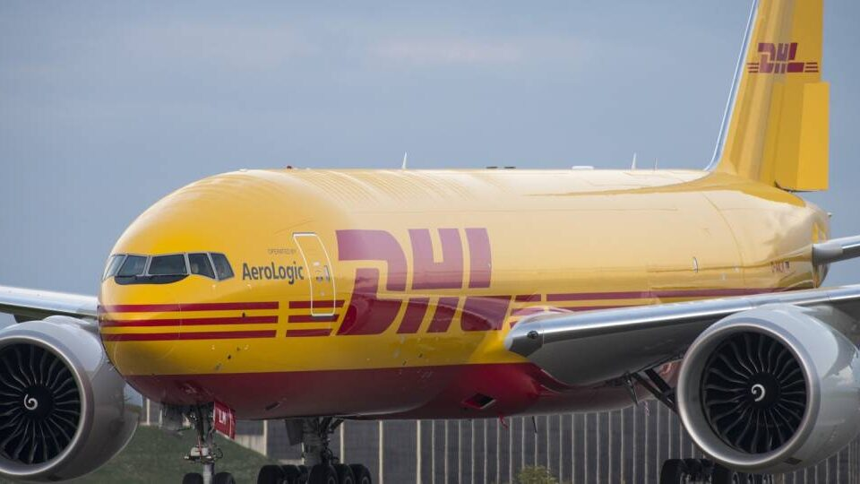 DHL Orders Eight Boeing 777 Freighters