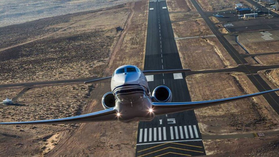 Gulfstream Finishes 4Q Strong, but 2020 Deliveries Down