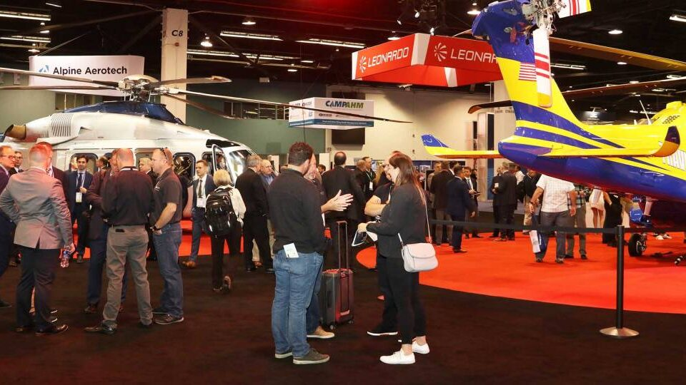 HAI Doubles Down on In-person March Heli-Expo Show