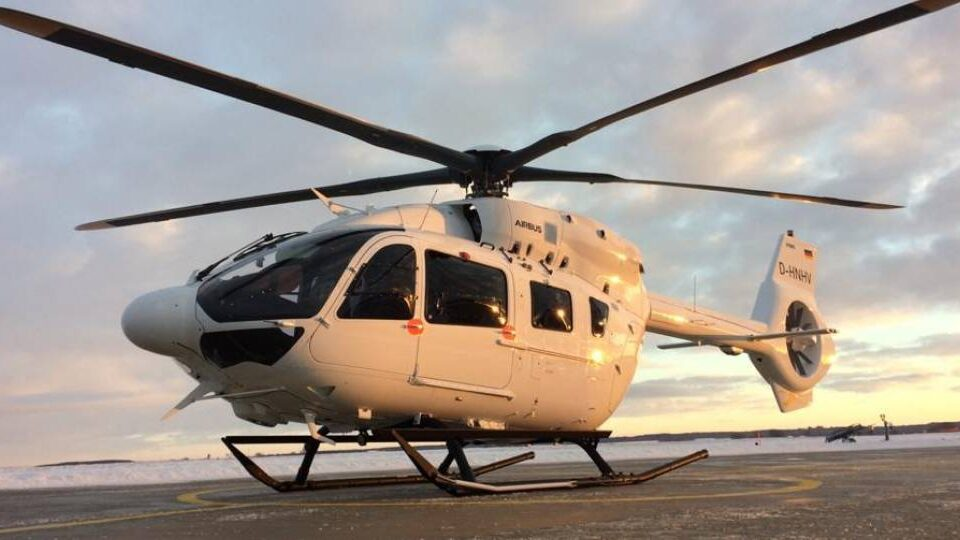 Milestone, NHV Partner on Airbus H145s