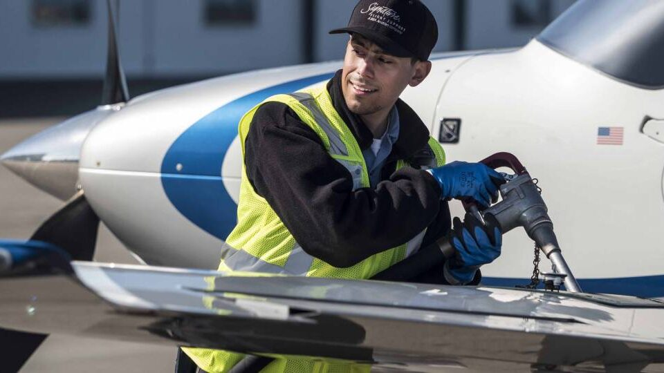 Report Targets Means To Reduce Leaded Avgas