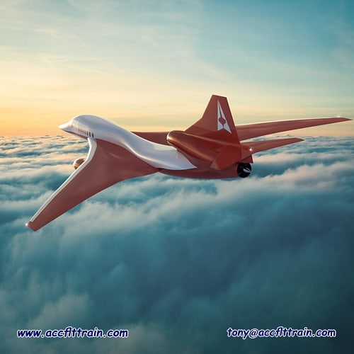 Set Jet Joins Launch Customer Base for Aerion AS2