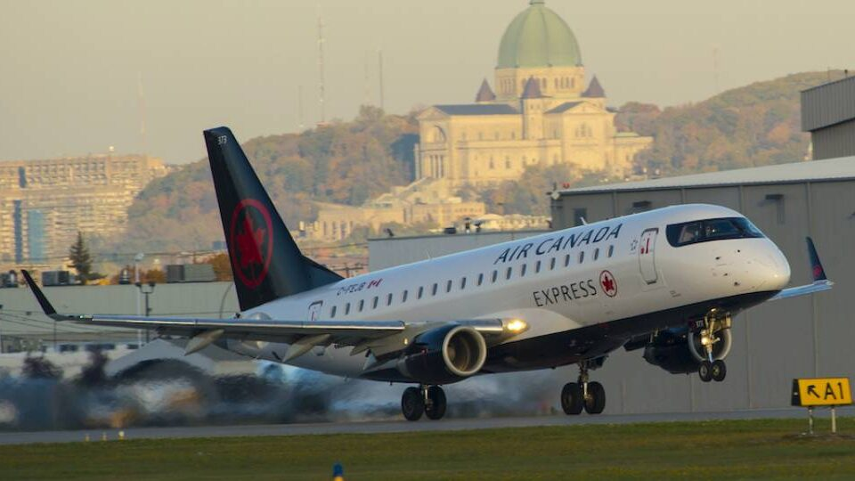 Air Canada Partner Sky Regional To End Operations