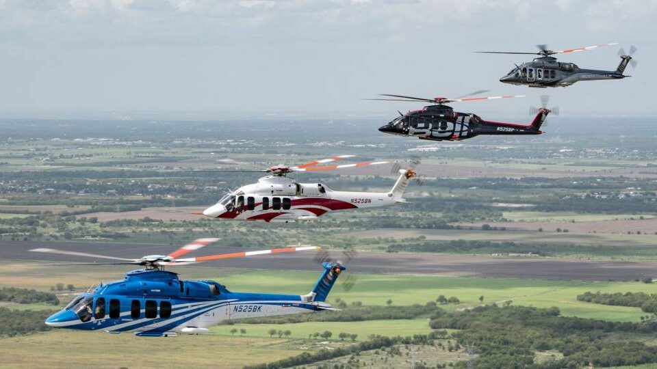 Bell Nears Milestones With 525, 505 Helos