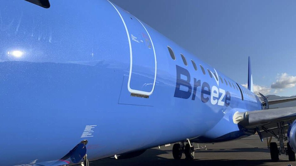 DOT Clears Neeleman's Breeze Airways for Launch