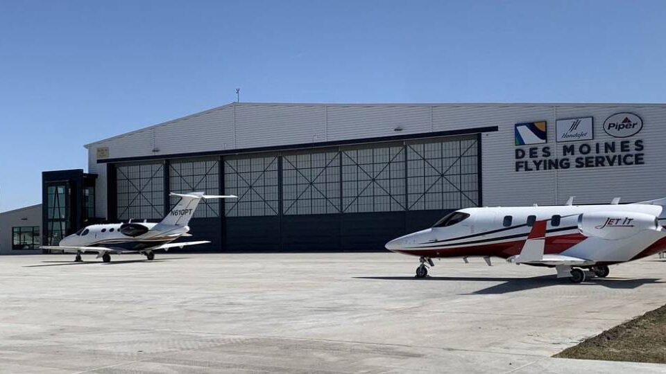 Des Moines Aircraft MRO Provider Opens New Facility