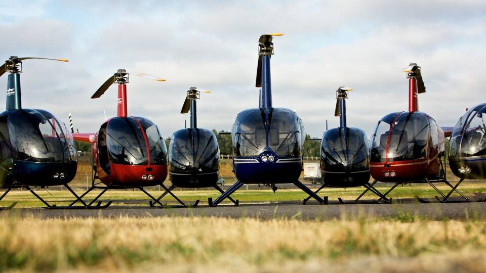 Hillsboro Aero Academy Keeps the Rotors Turning