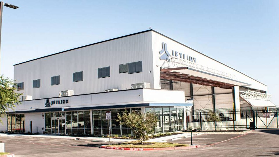 Jet Linx Opens New Private Terminal in San Antonio