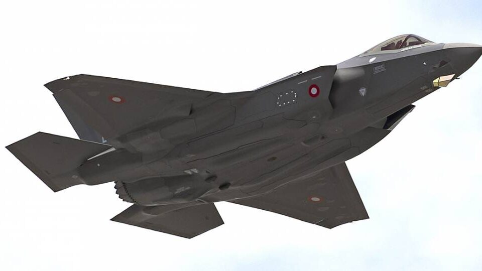 Lockheed Martin Flies First F-35 for Denmark