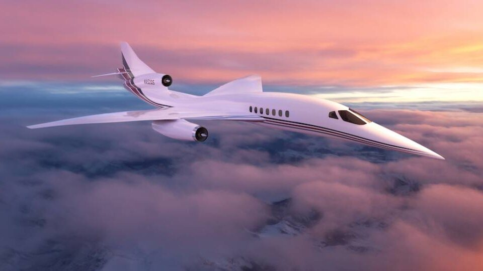NetJets, FSI Sign MOU for 20 Aerion AS2s, Training