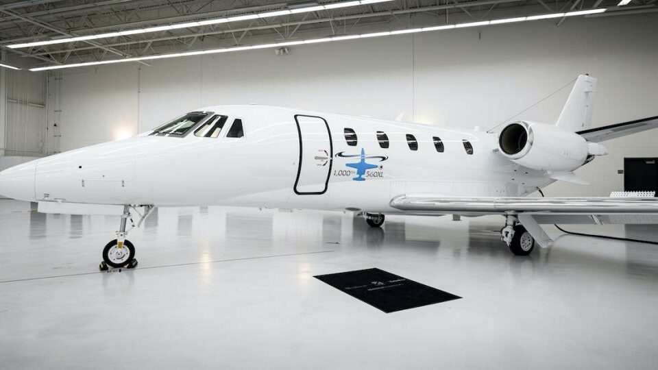 Textron Aviation Delivers 1,000th Citation 560XL Twinjet