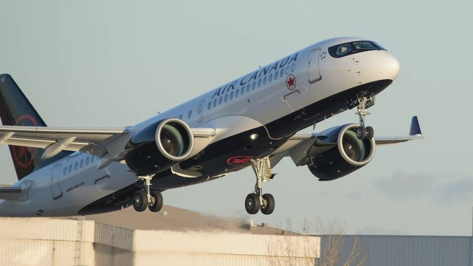 Air Canada Commits to Moving Ahead with A220, 737 Max Buys