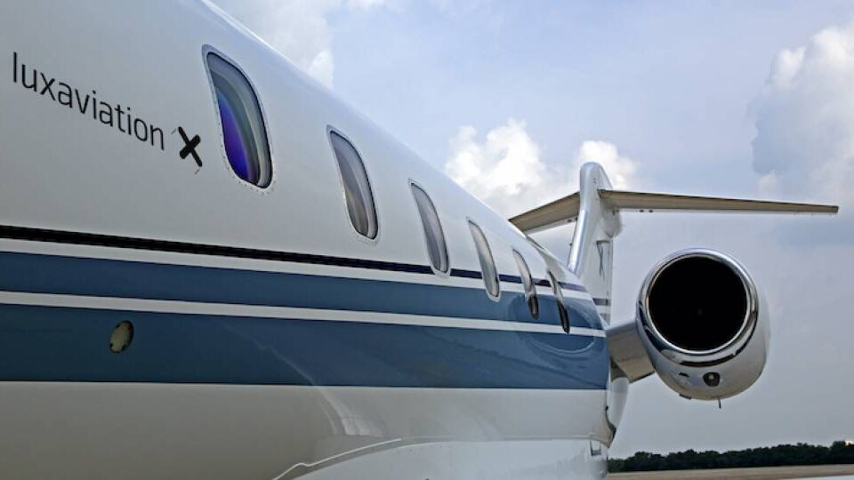 Luxaviation Expanding Its Charter Service to U.S.