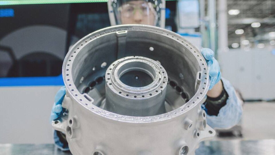 Additive Manufacturing Gains Altitude as Technology Matures