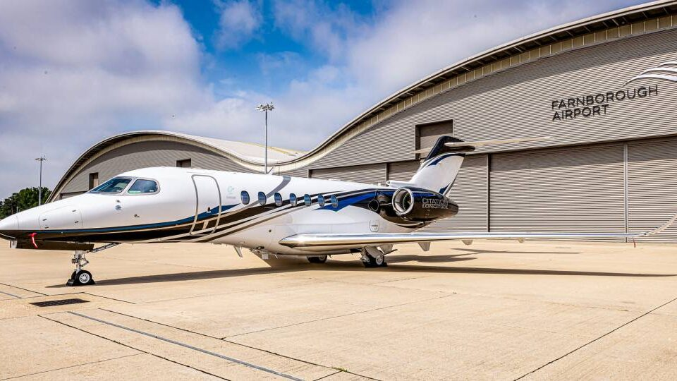 After Pandemic Delay, EASA Certifies Textron's Citation Longitude