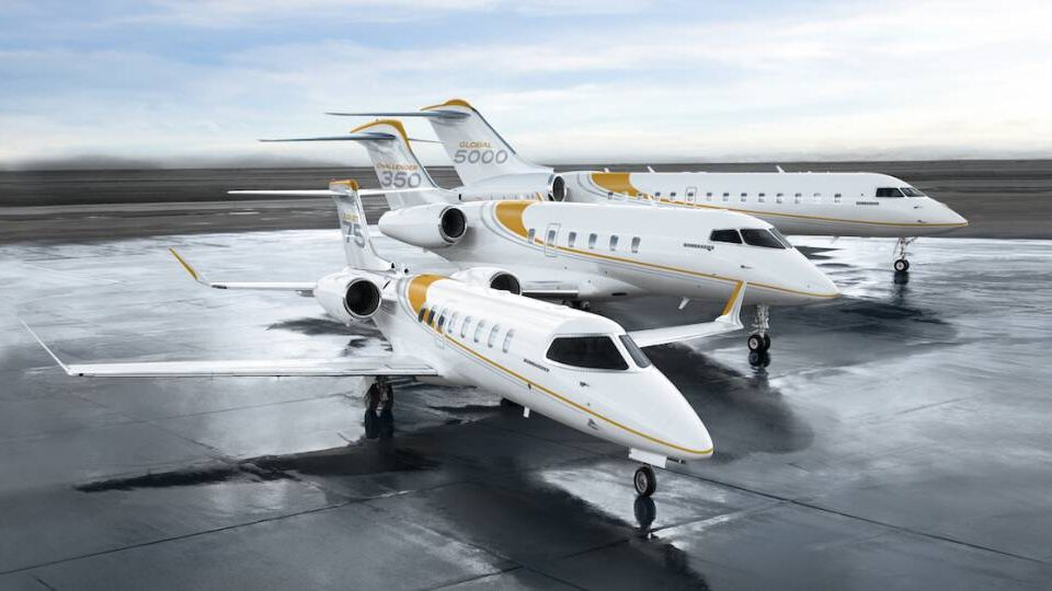 Bombardier Unveils 'Certified Preowned' Program