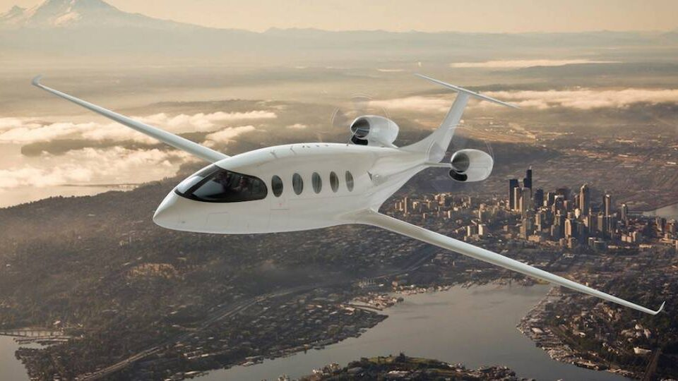 Cape Air Prepares To Operate Eviation's Alice Electric Commuter