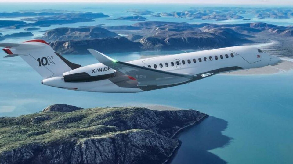 Dassault Sees Slide in Shipments but Spike in Sales