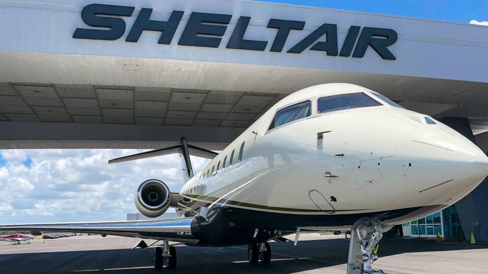 Sheltair To Support ERAU's Project Liftoff