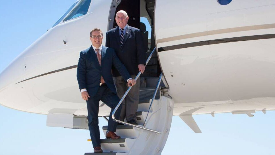 Third Generation Takes Over at Priester Aviation