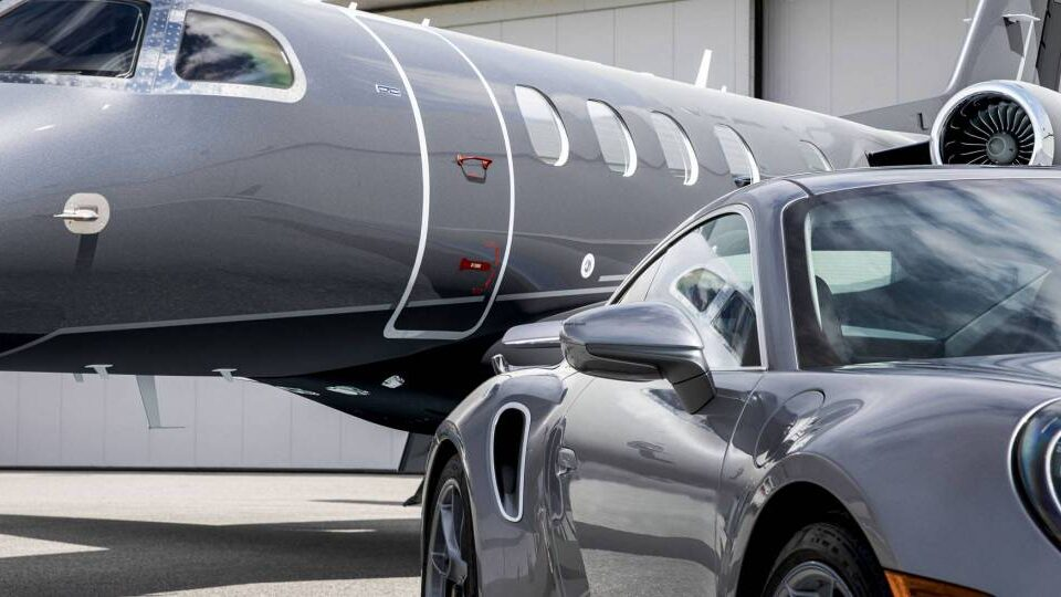 Embraer Delivers First Duet Limited-edition Phenom 300E