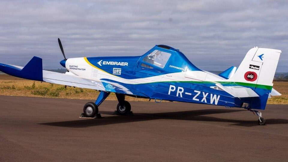 Embraer Goes All In on Sustainability