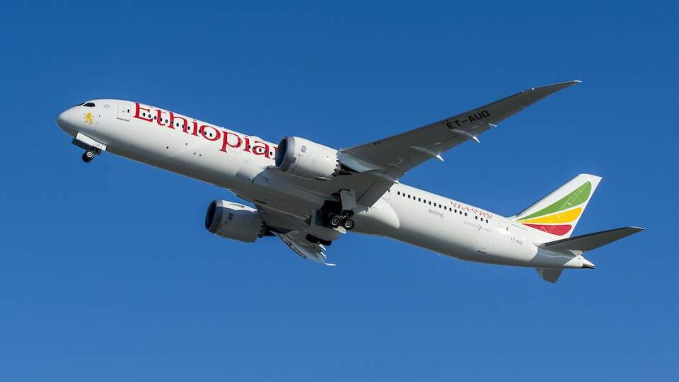 Ethiopian Airlines, Boeing To Partner on African 'Aviation Hub'