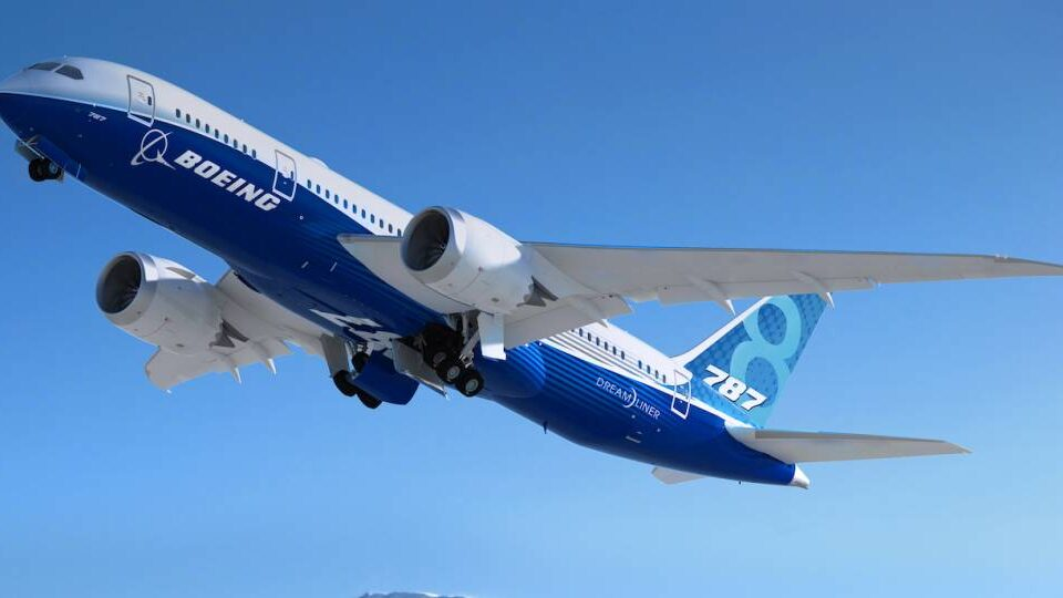 Boeing Shows Optimism in New Commercial Airplane Outlook