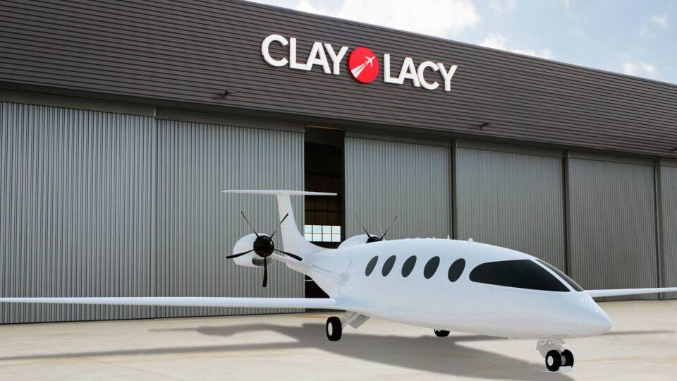 Clay Lacy Commits To Electric Aircraft Infrastructure