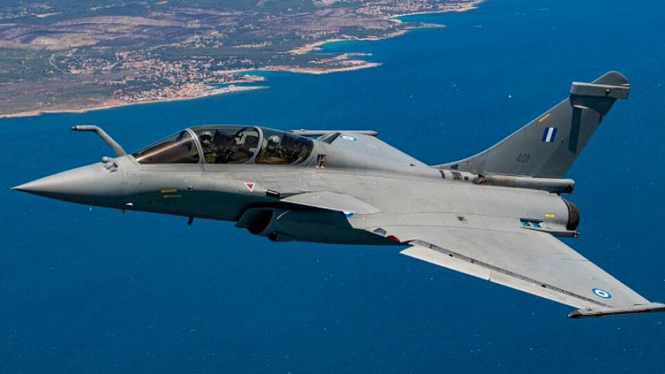 Greece Adds Six More Dassault Rafale Fighters