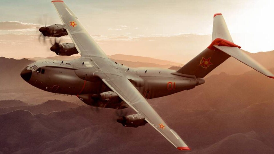 Kazakhstan Orders Two Airbus A400M Airlifters