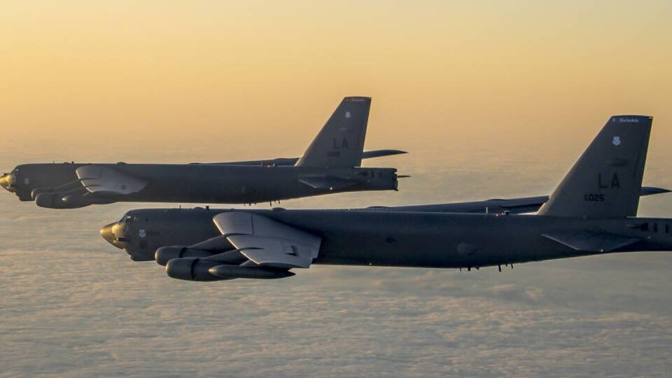Rolls-Royce Selected for B-52 Re-engining Program