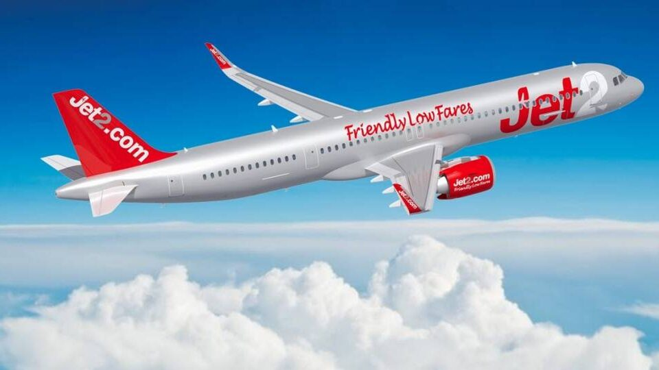 UK's Jet2 Orders 36 Airbus A321neos