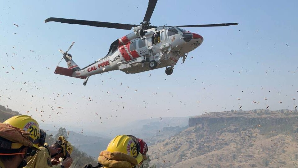 CalFire Braces for Record Year